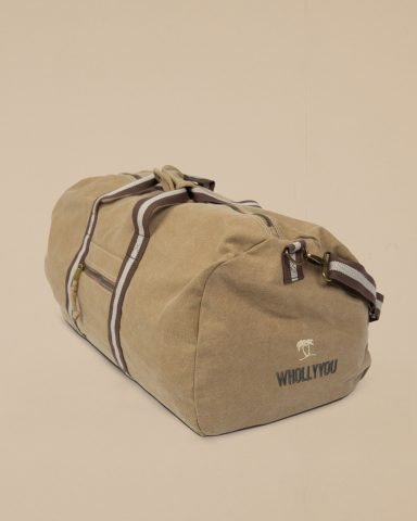 Whollyyou Traveling Bag in Sahara