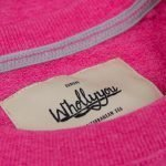 Whollyyou Waves Sweatshirt in Pink für Frauen